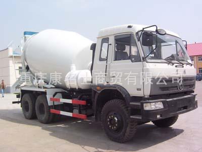 亚特重工TZ5251GJBEQ混凝土搅拌运输车L340东风康明斯发动机