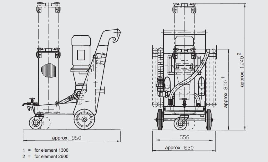 hydac滤油机