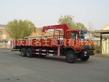 胜工SG5200JSQ5随车起重运输车B210东风康明斯发动机