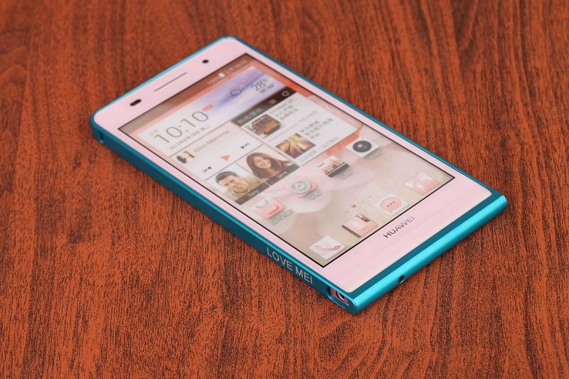 华为p6海马扣金属边框套无螺丝铝合金壳p6超薄手机保护壳p6边框