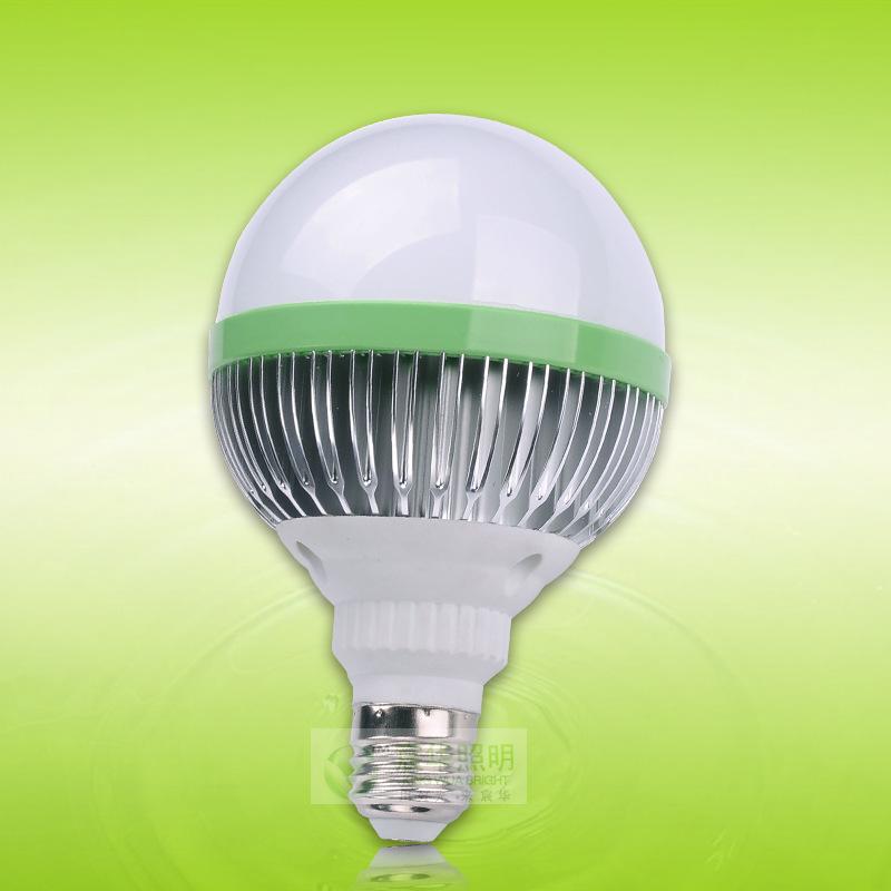 新款LED球泡灯12W 螺口E27小功率光源led室内节能环保灯