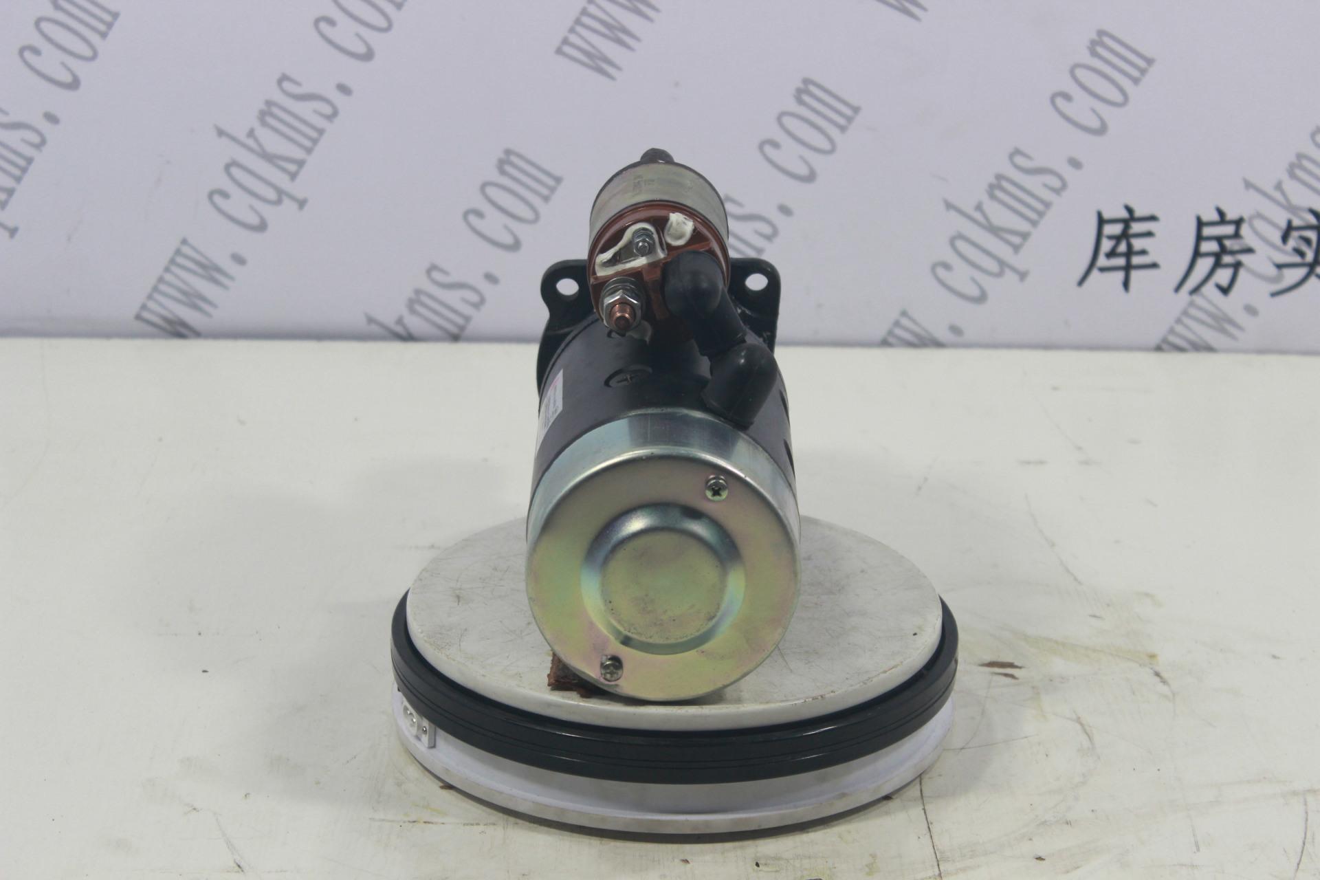 kms01261-4935789-起动机总成-用于6B5.9康明斯发动机-6B5.9-参考规格46.5*31*24CM-参考重量15.25KG含包装-15.25KG含包装图片4