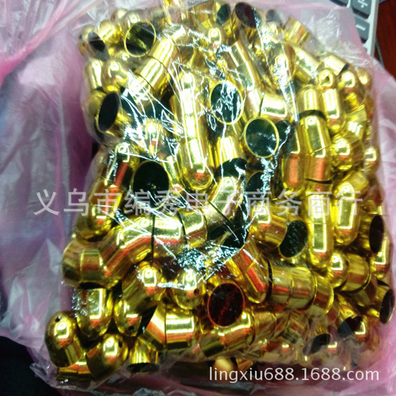 Gold Plated cap 1 Pack
