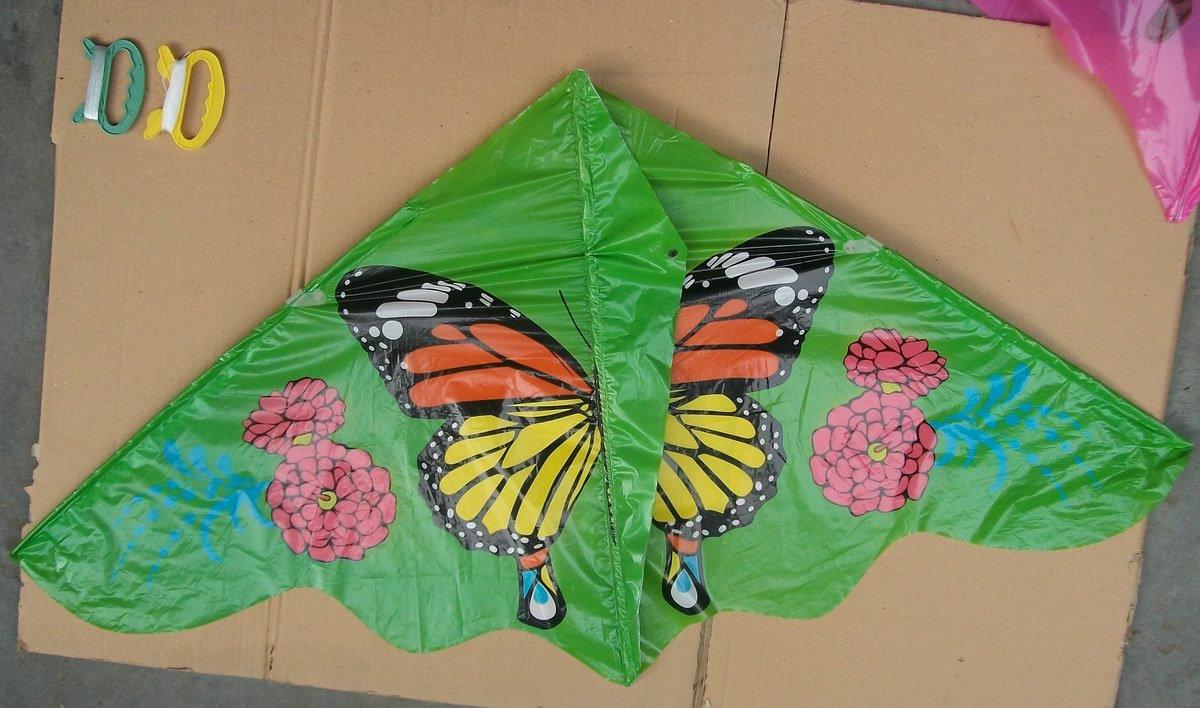儿童风筝传统风筝卡通风筝蝴蝶风筝批发促销风筝便宜风筝8805