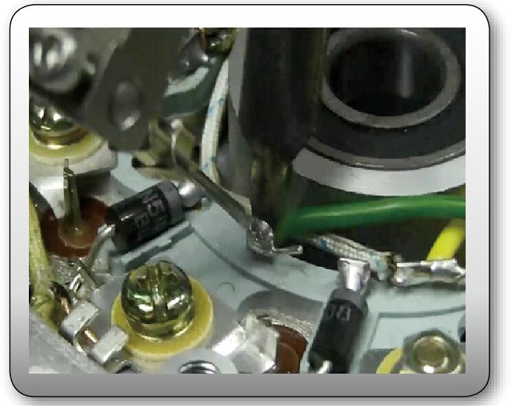 自动焊锡机 焊锡机 焊锡机应用案例