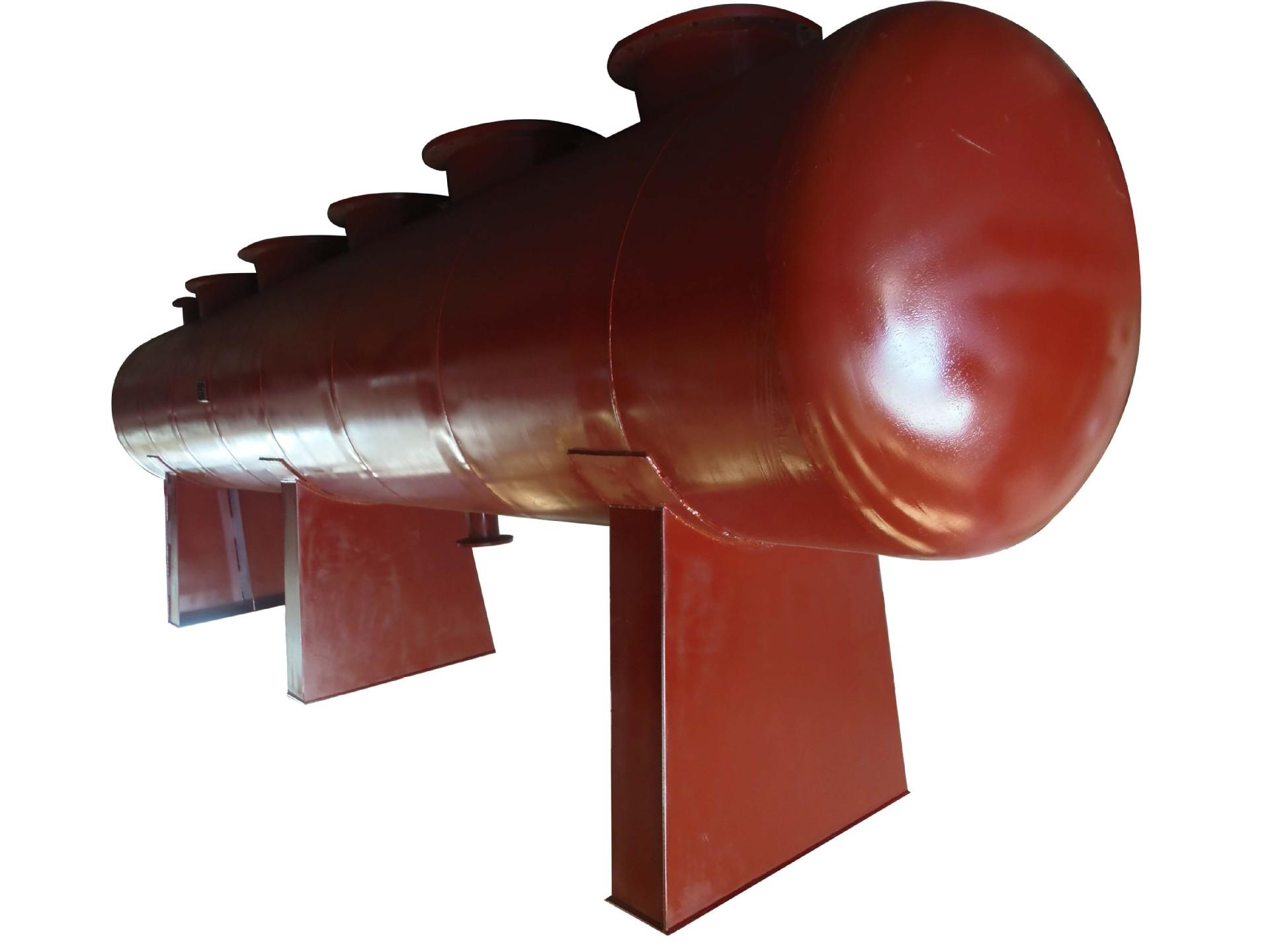 厂家优惠直供常州沛德高品质分水器集水器水处理设备
