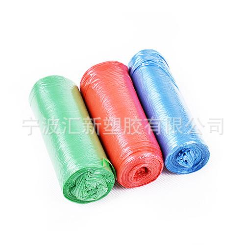PE背心袋马甲袋批发订做超市购物袋塑料打包胶袋
