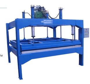 床垫压缩真空包装机/家纺机械/家具制造设备