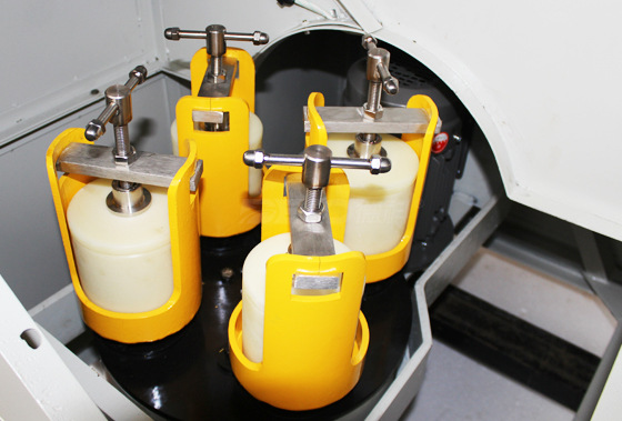 超高效全方位行星式球磨机(装配4个尼龙球磨罐)
