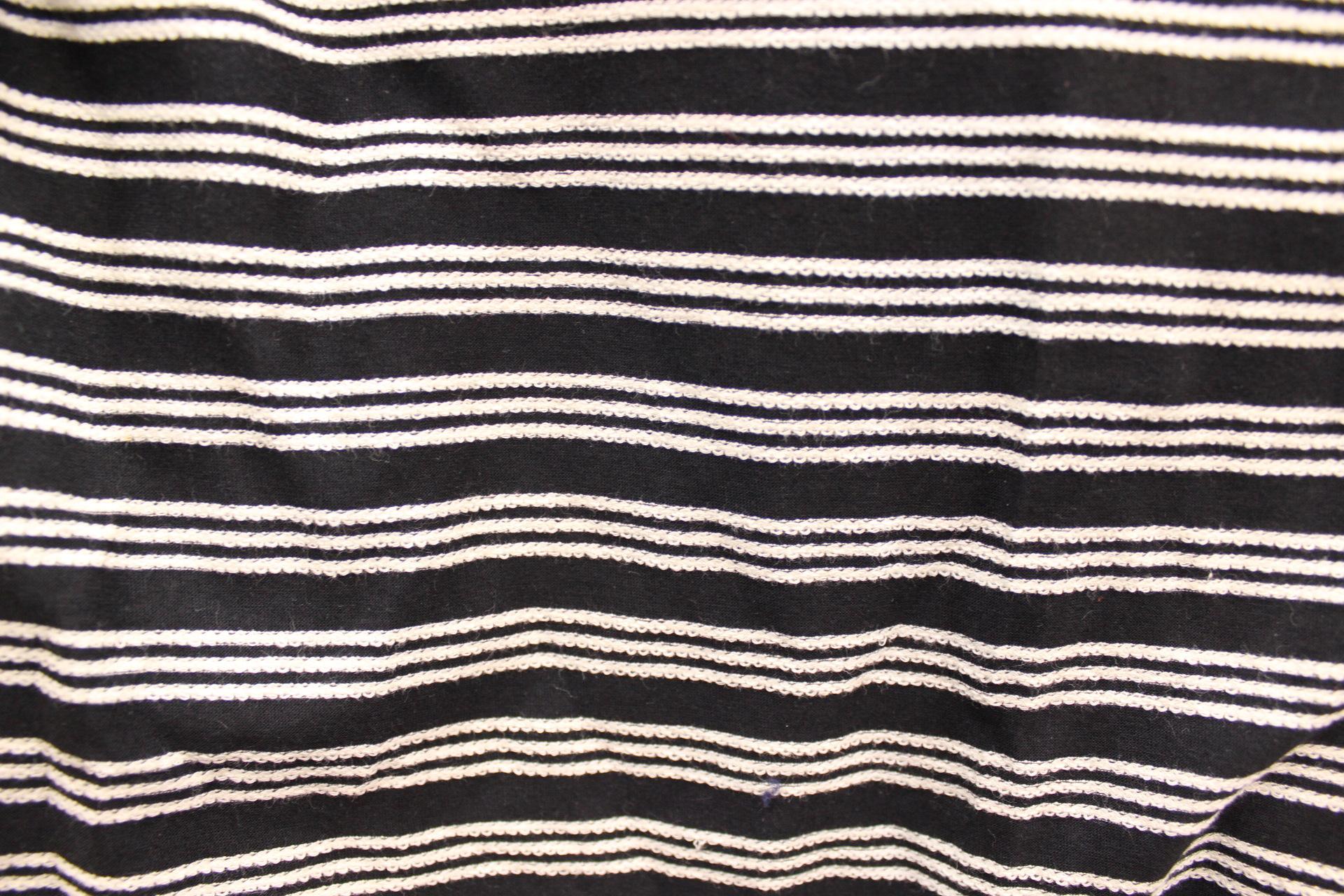 厂家直销涤棉布 涤棉提花间条布 服装、时装用料