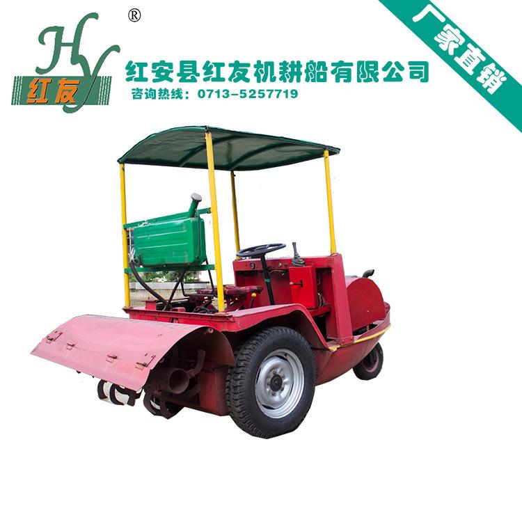 厂家直销 红友HY-18D机耕船 厂家直销 耕田快 国家补贴 微耕机