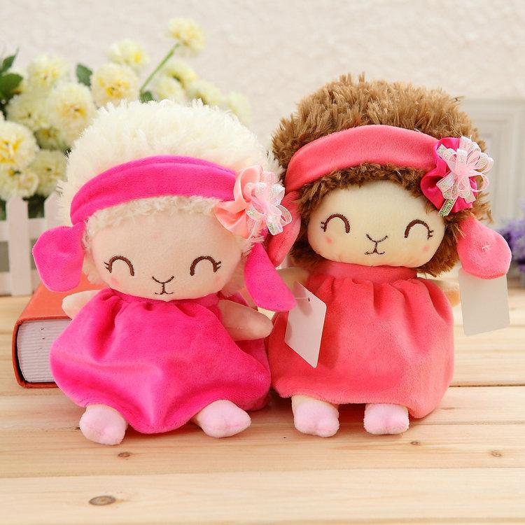 现货低价批发毛绒玩具婚庆娃娃抓机娃娃精品小公仔活动派送,礼物