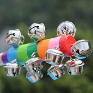 环保木制儿童玩具奥尔夫乐器婴幼儿摇铃教具0