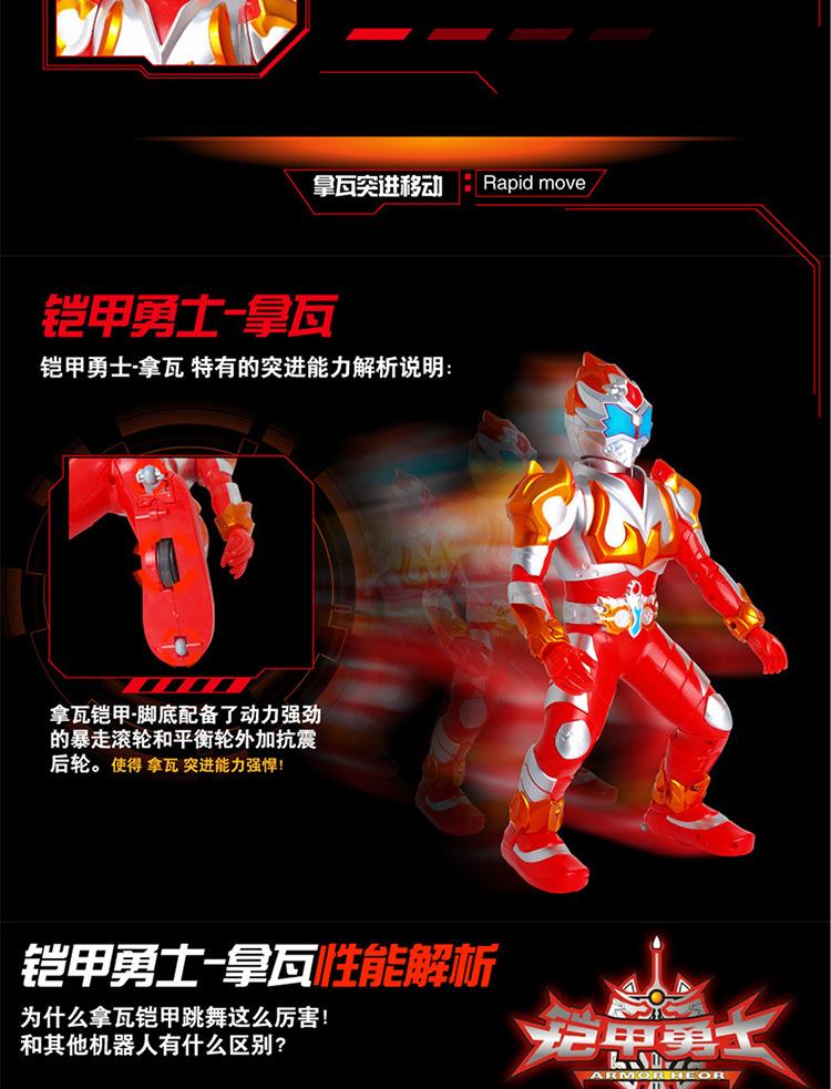 佳奇KJ51232智能遥控铠甲勇士_05
