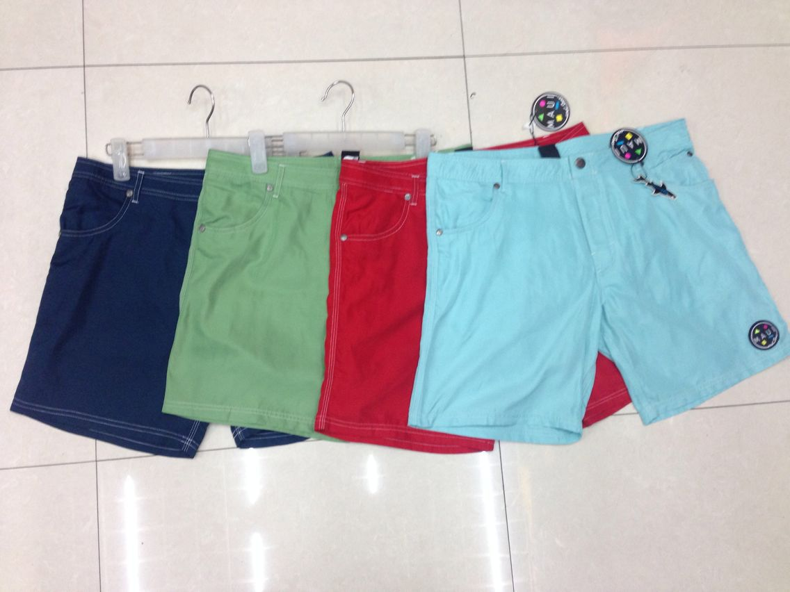 $1.95 For Men's Micro-fiber Shorts Shorts Closeout Pants