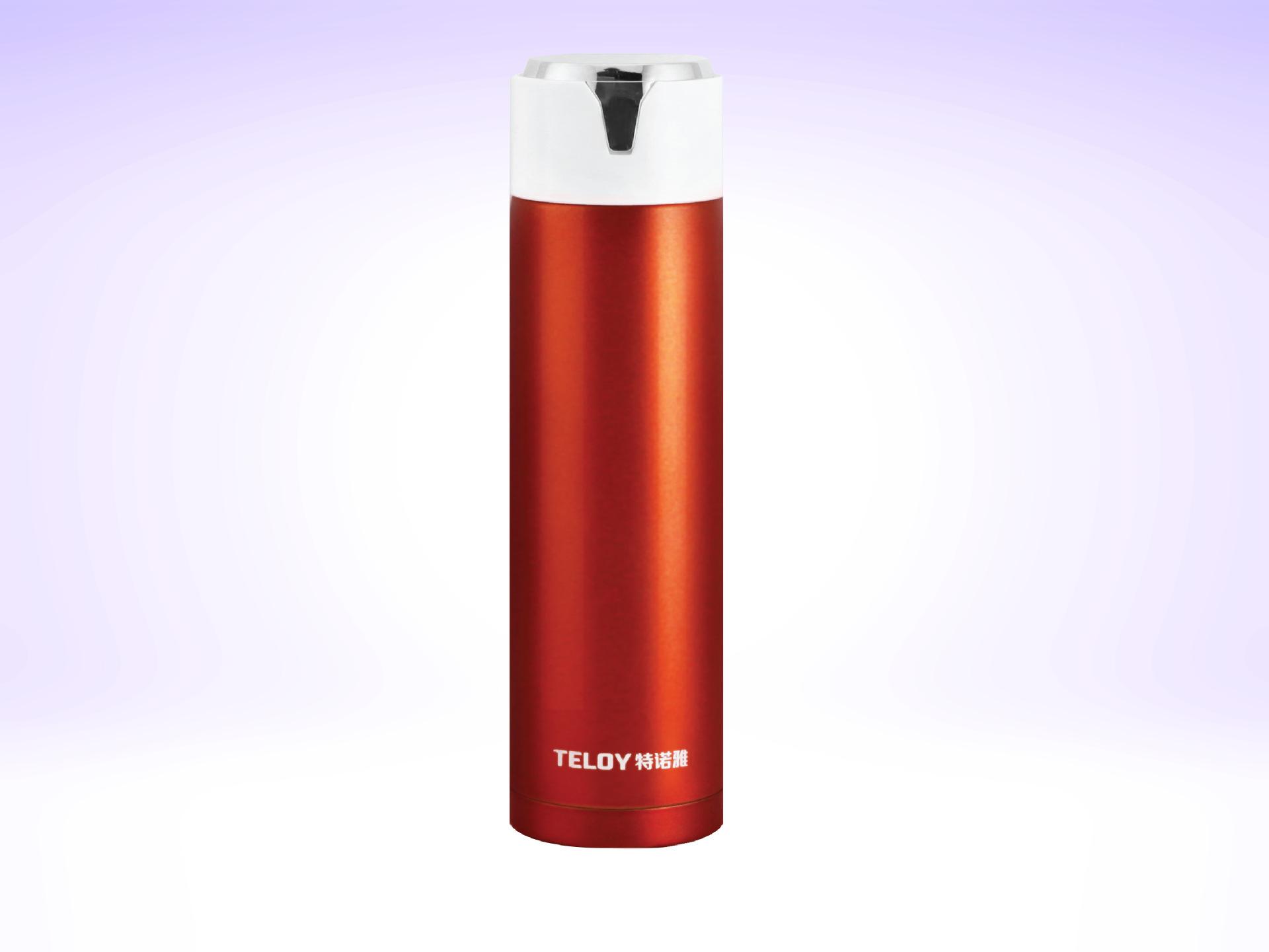 TELOY特诺雅 新款真空保温杯 优质不锈钢 王哲林代言D-50012-300