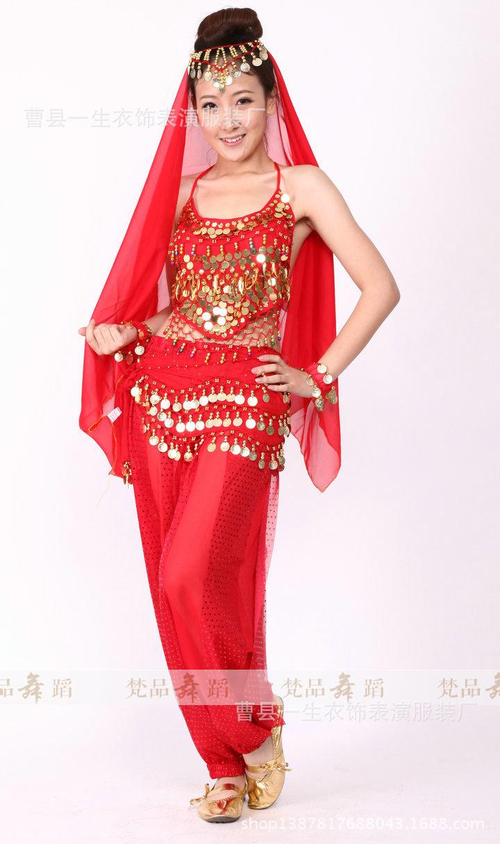 度舞蹈表演服 少数民族舞台服装 各种民族服装厂家批发 -价格,