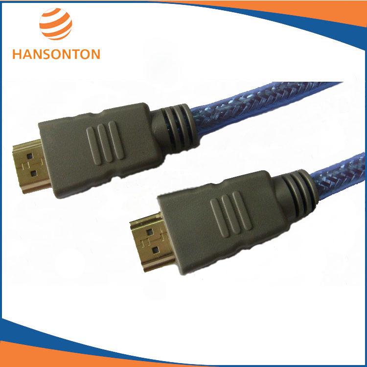 厂家推荐优质 HDMI AM/AM高清线 高传输率 长度可定制