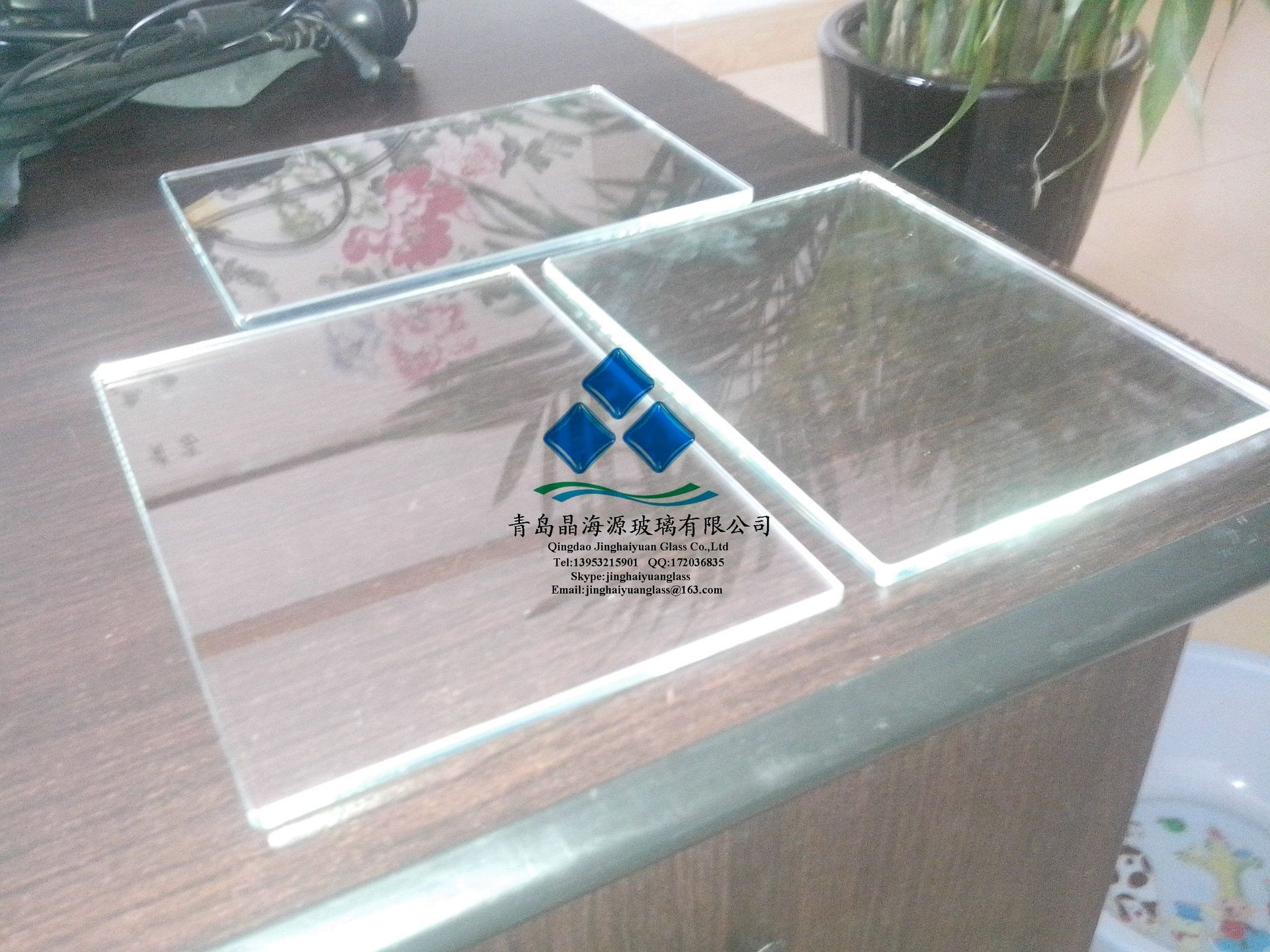 厂家直供超白玻璃3-19MM钢化玻璃