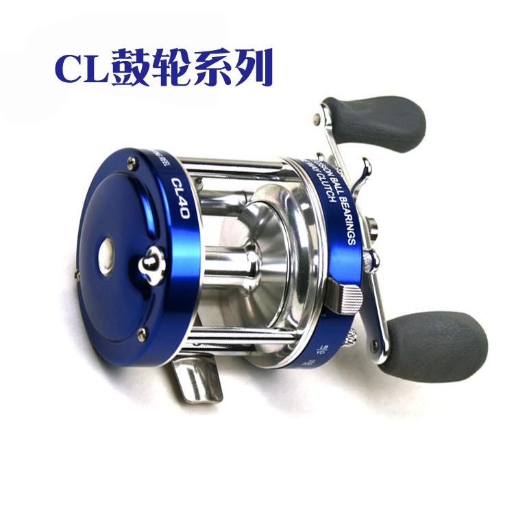 鼓轮 CL系列全金属横向轮