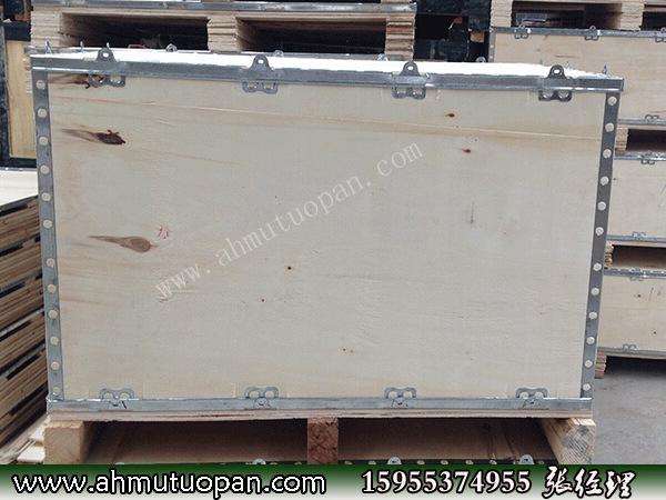 出口多层板材质木箱