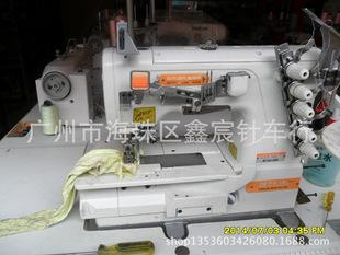 广东广州工业缝纫机供应批发二手绷缝机 冚车 冚工业 银箭