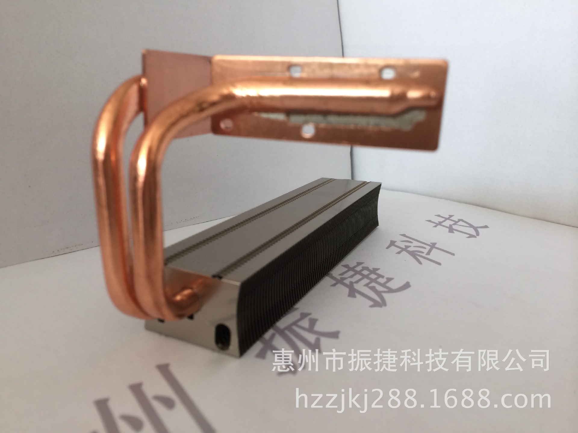 振捷热管优品质价格低散热器散热模组直销热管导热铜管来图加工