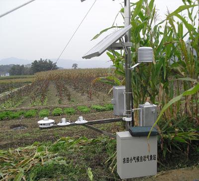 小型农业气象站,6气象要素,太阳能供电,RS485输出,四川厂家销售