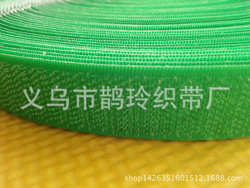 厂家直销尼龙材质粘扣魔术贴撕名牌专用魔术贴服装辅料图片_8