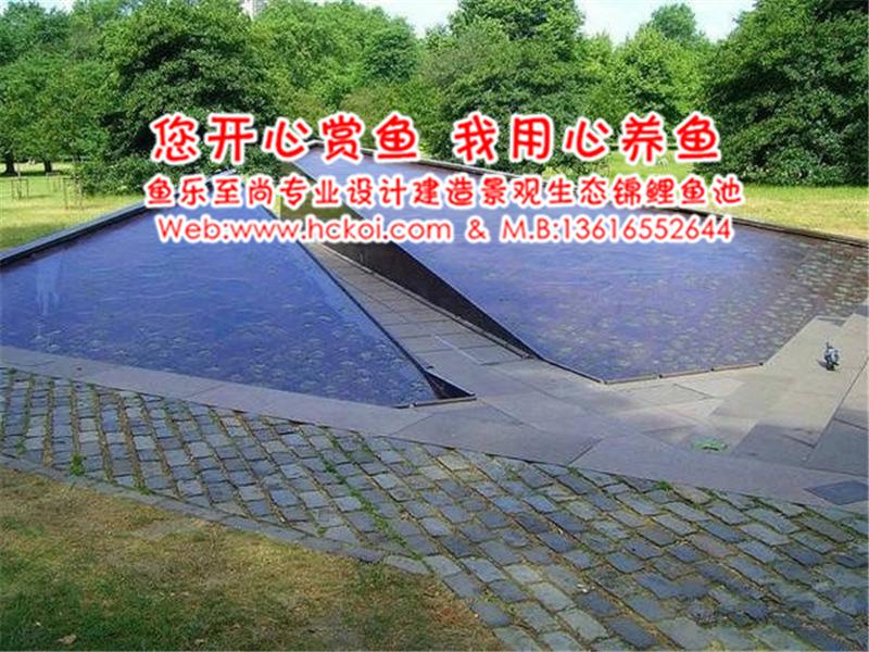 地产项目景观水处理