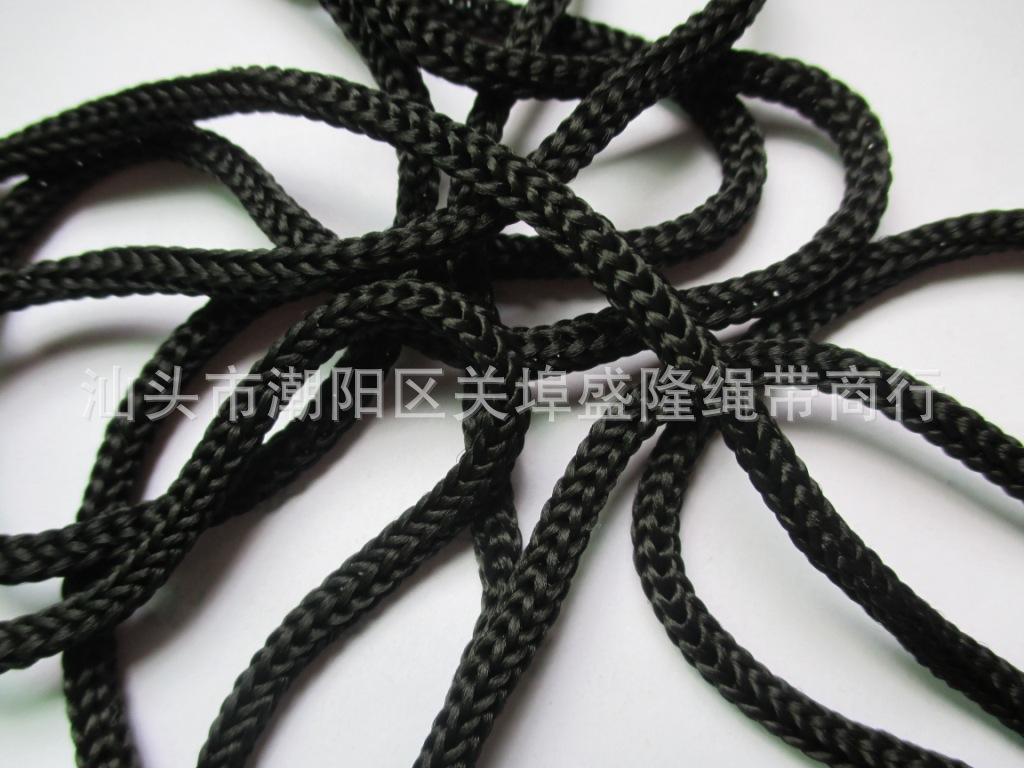 供应各种规格现货PP绳手提绳 手提袋绳pp针通手提绳