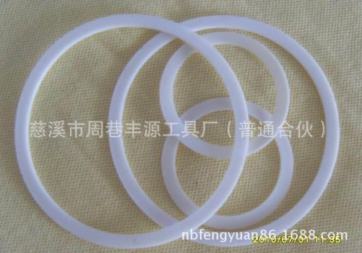 厂家供应PTFE垫片 聚四氟挡圈出厂价供应 铁氟龙垫片低价销
