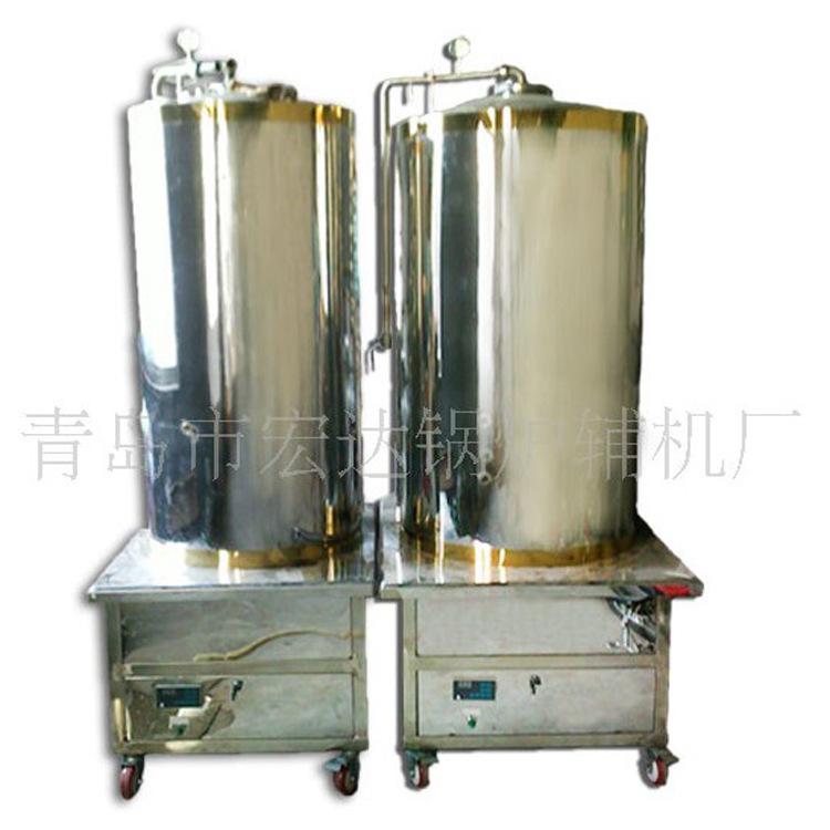 青岛扎啤机 优质罐式扎啤机 罐式啤酒机 加厚不锈钢板 耐用