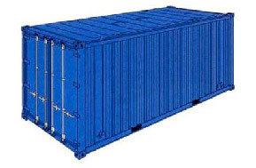 20 ft. Dry/Standard Container