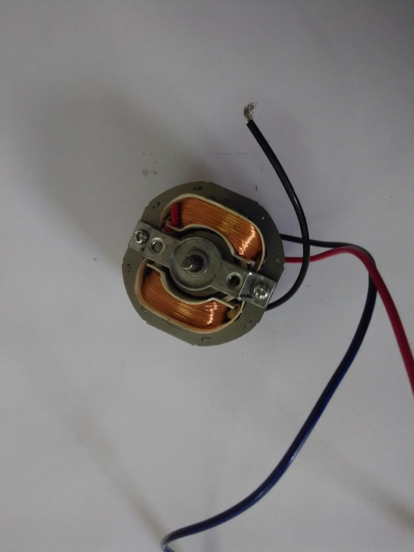 厂家供应 桶扇电机