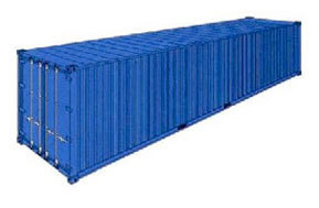40 ft. High Cube Container