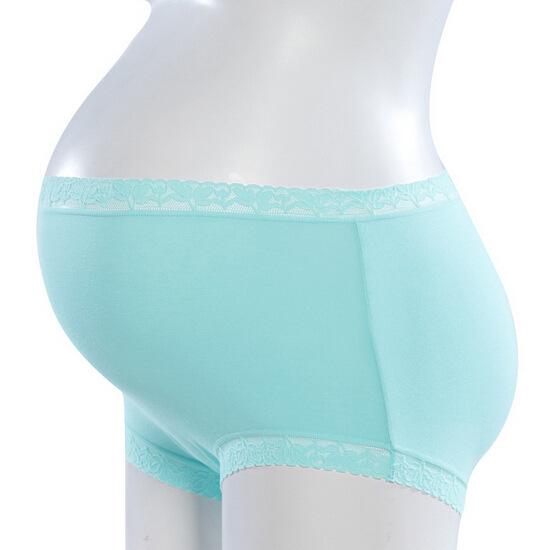 Pregnant Women Panties Cotton Maternity Lingerie Pregnancy ...