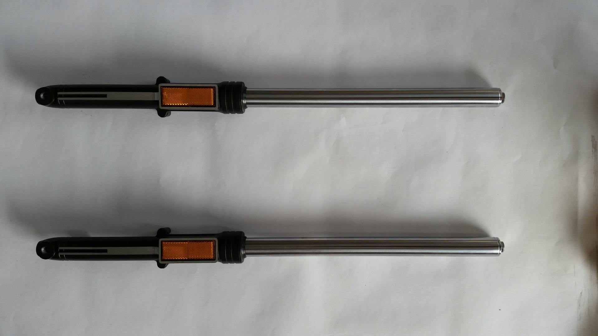 WY125减震器鼓刹 摩托车前倒置减震器 减振器 -价格,厂家,图片,