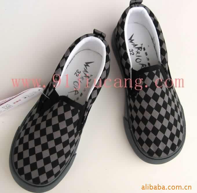 回力童鞋 WZ99 回力大童单鞋 回力儿童麻布鞋