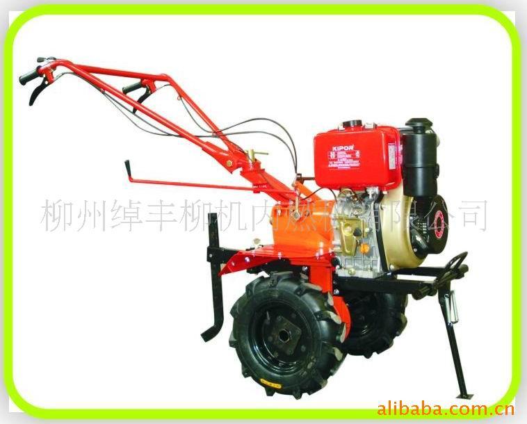 微耕机适合于各种水旱地耕作