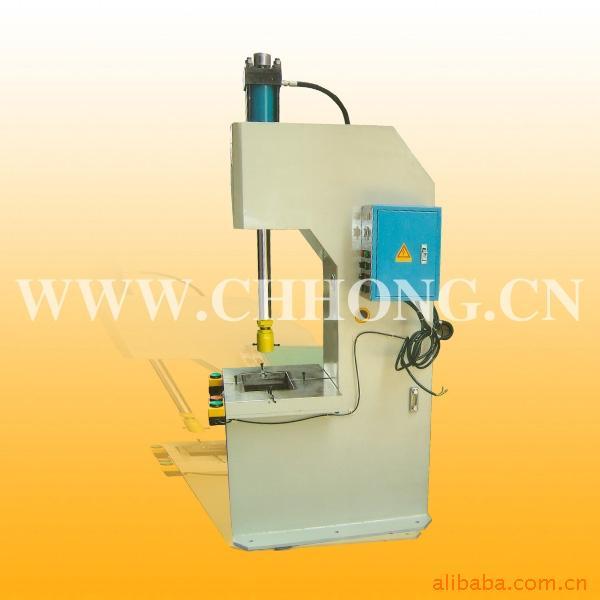 专业生产、质量保证 液压机、自动化切胶机、油压冲床图片_2
